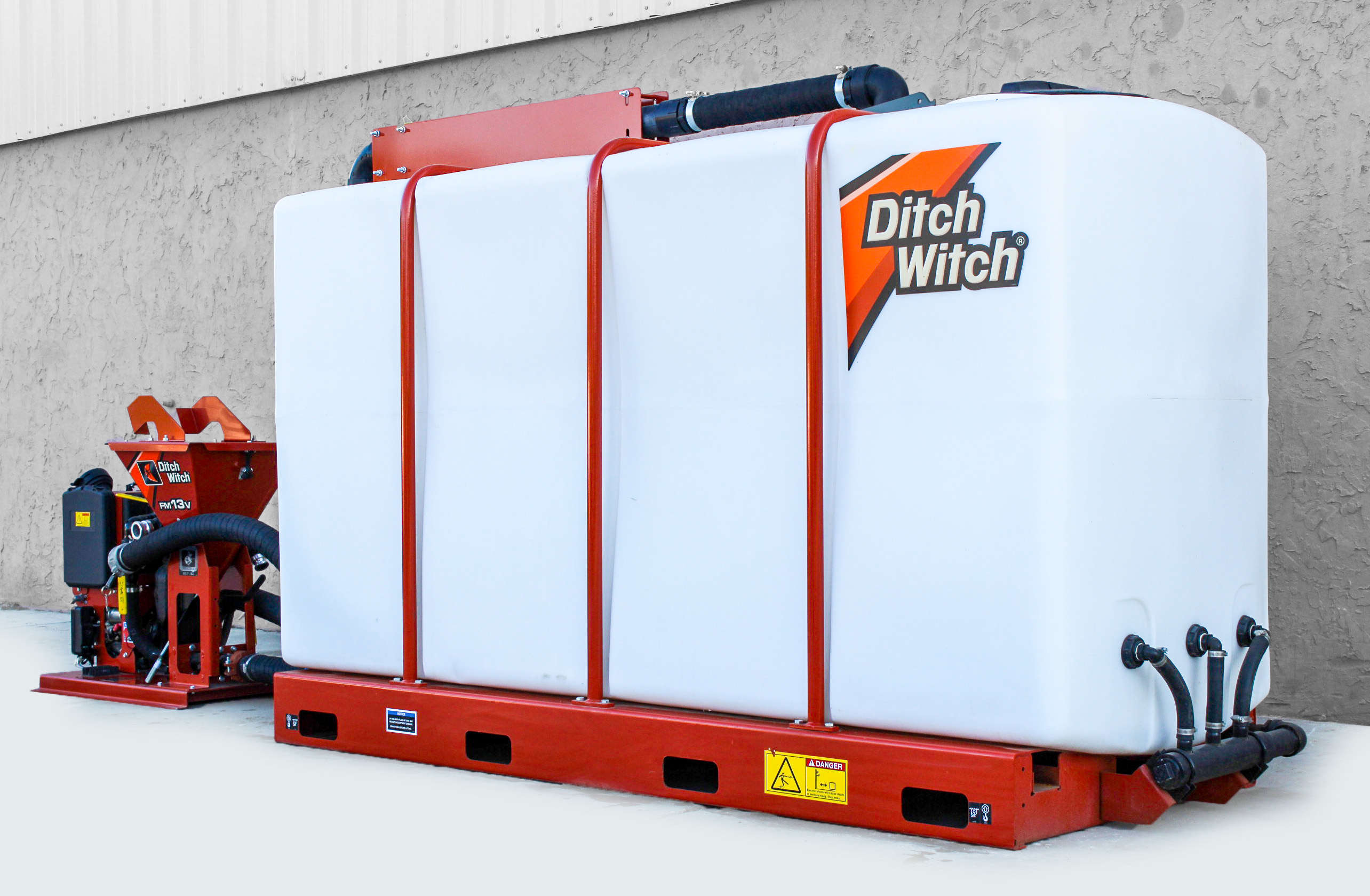Ditch Witch FM13V Mud Mixing System