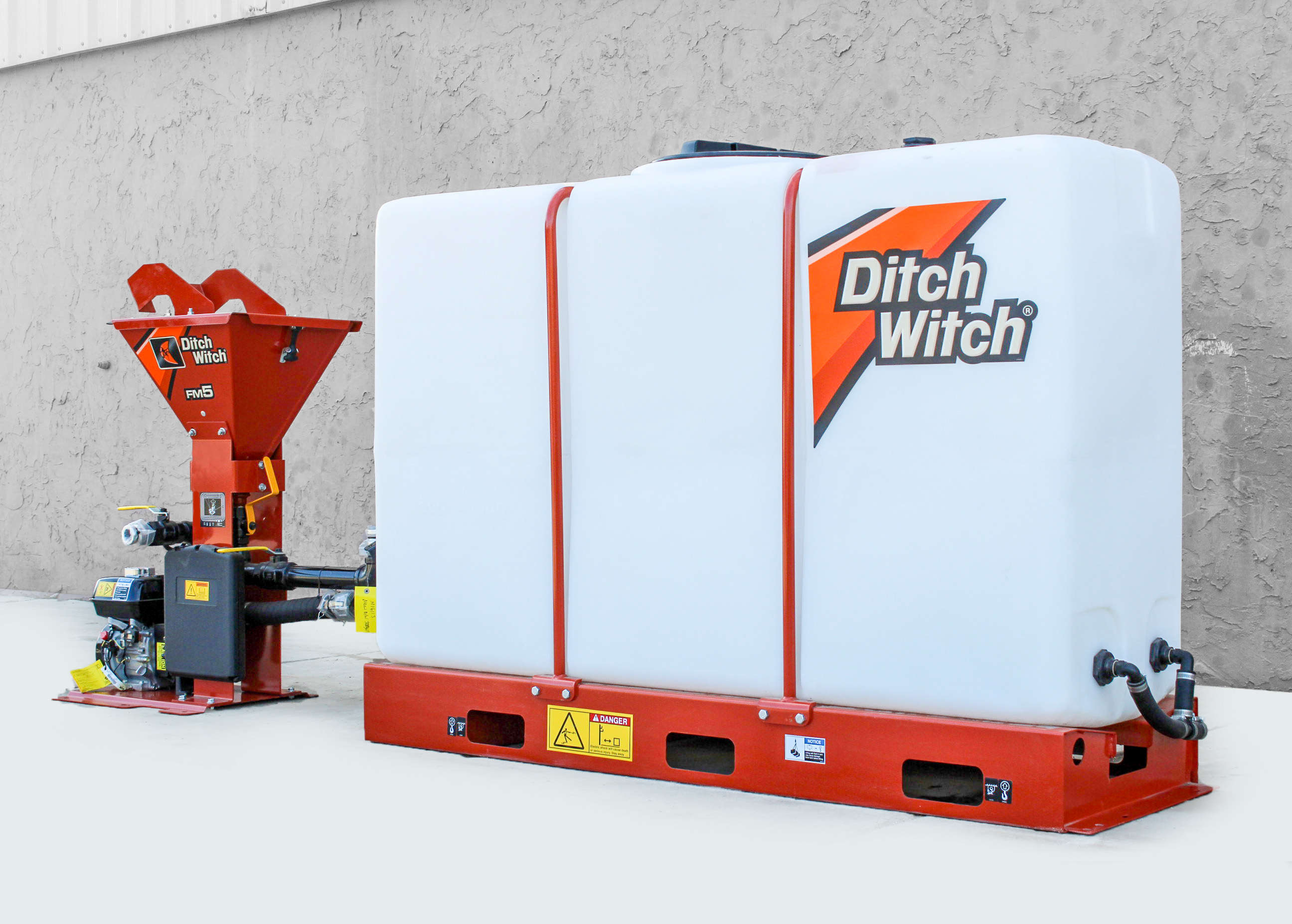 Ditch Witch FM5 Mud Mixing System (300gal)