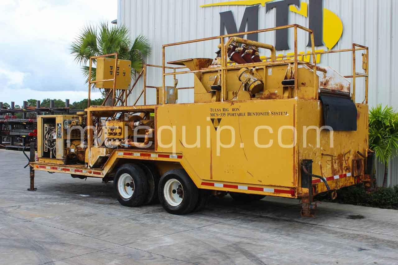 HDDREC01 2000 Tulsa MCS-335