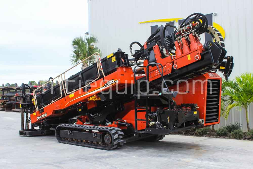 2017 Ditch Witch JT100 19059