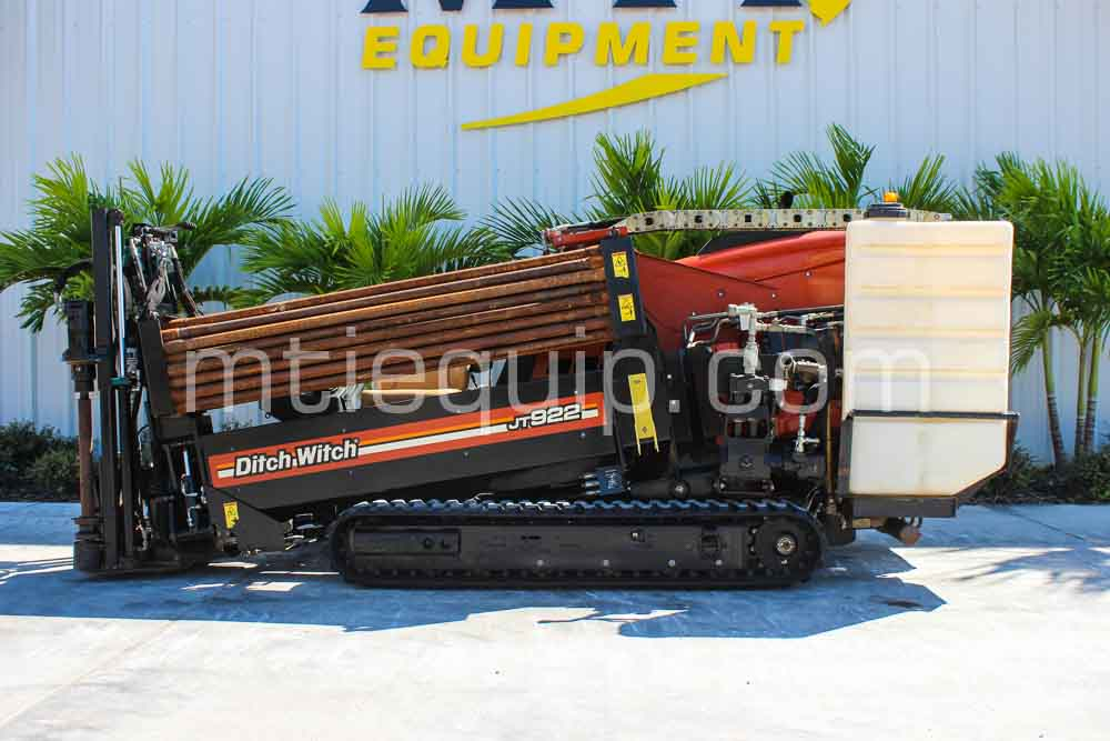 2014 DITCH WITCH JT922