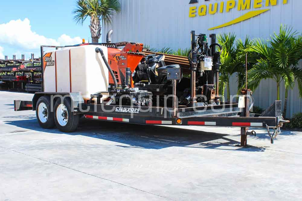 2015 DITCH WITCH JT9 PACKAGE