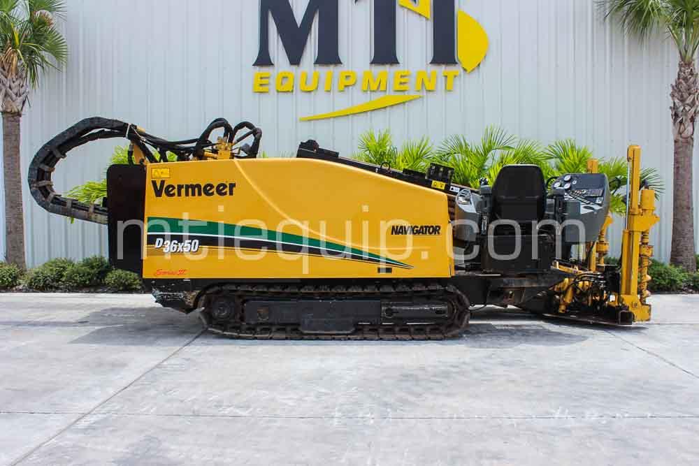 2007 VERMEER D36X50 SERIES II