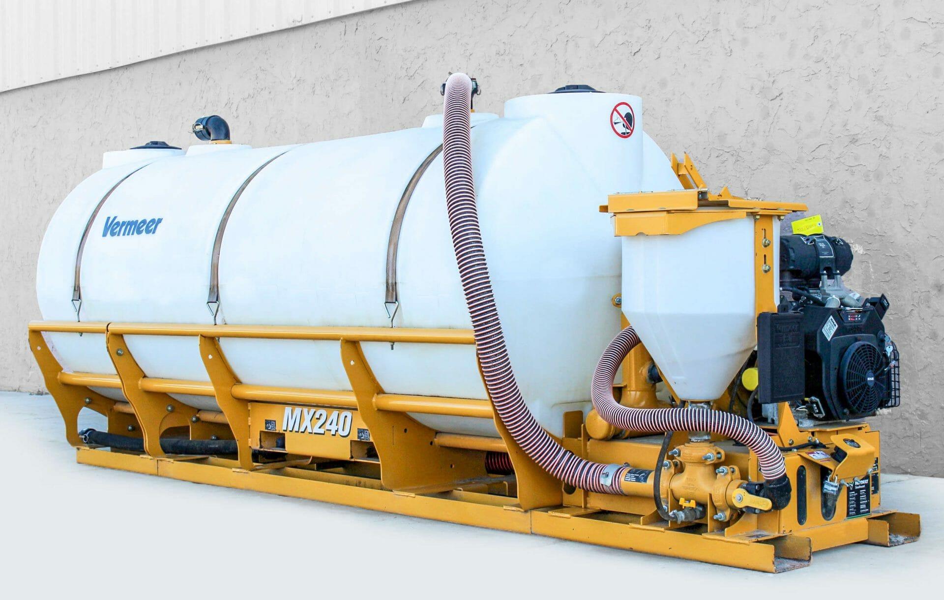 Vermeer MX240 Mud Mixing System