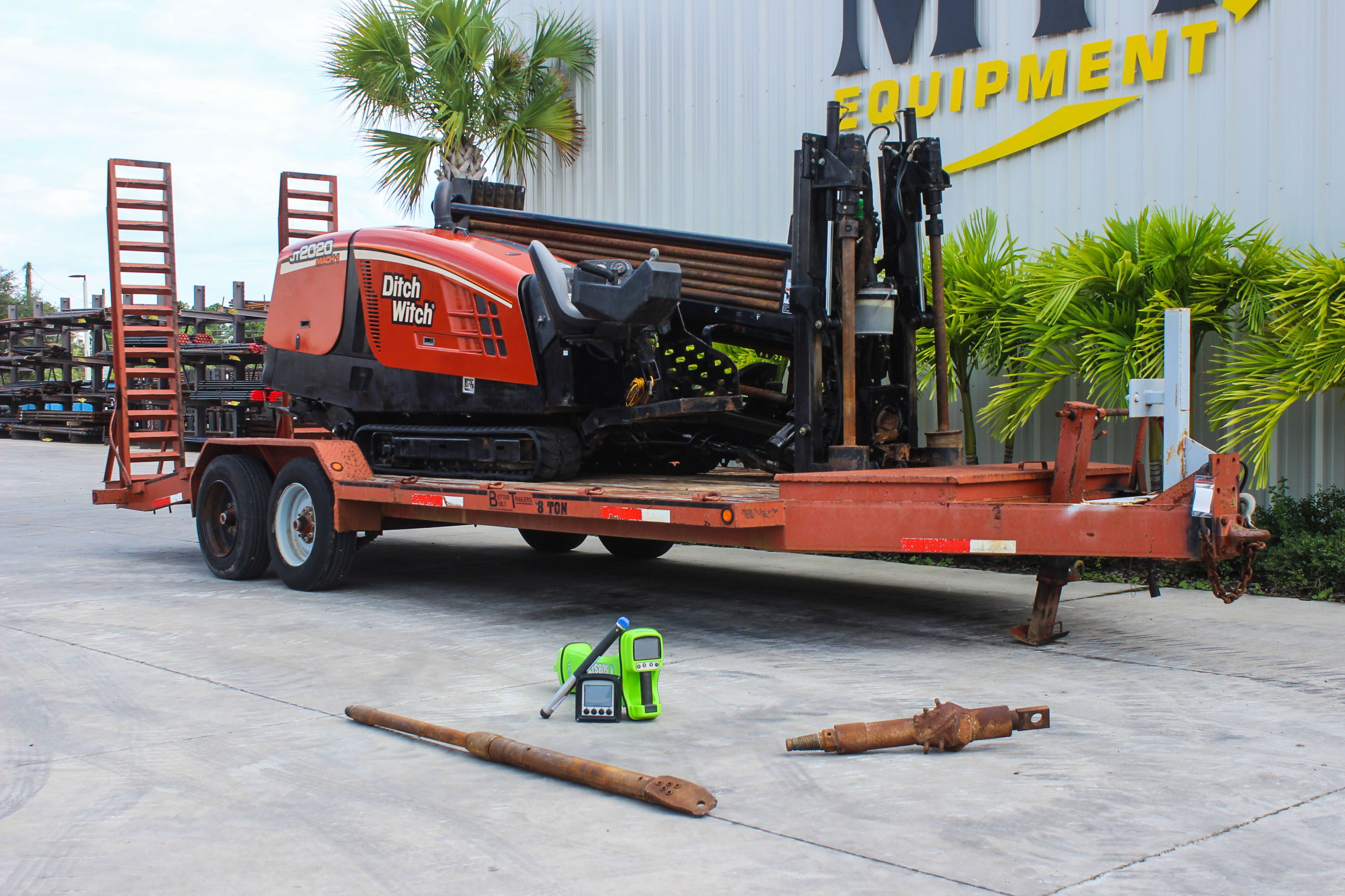19148pkg Ditch Witch JT2020 package