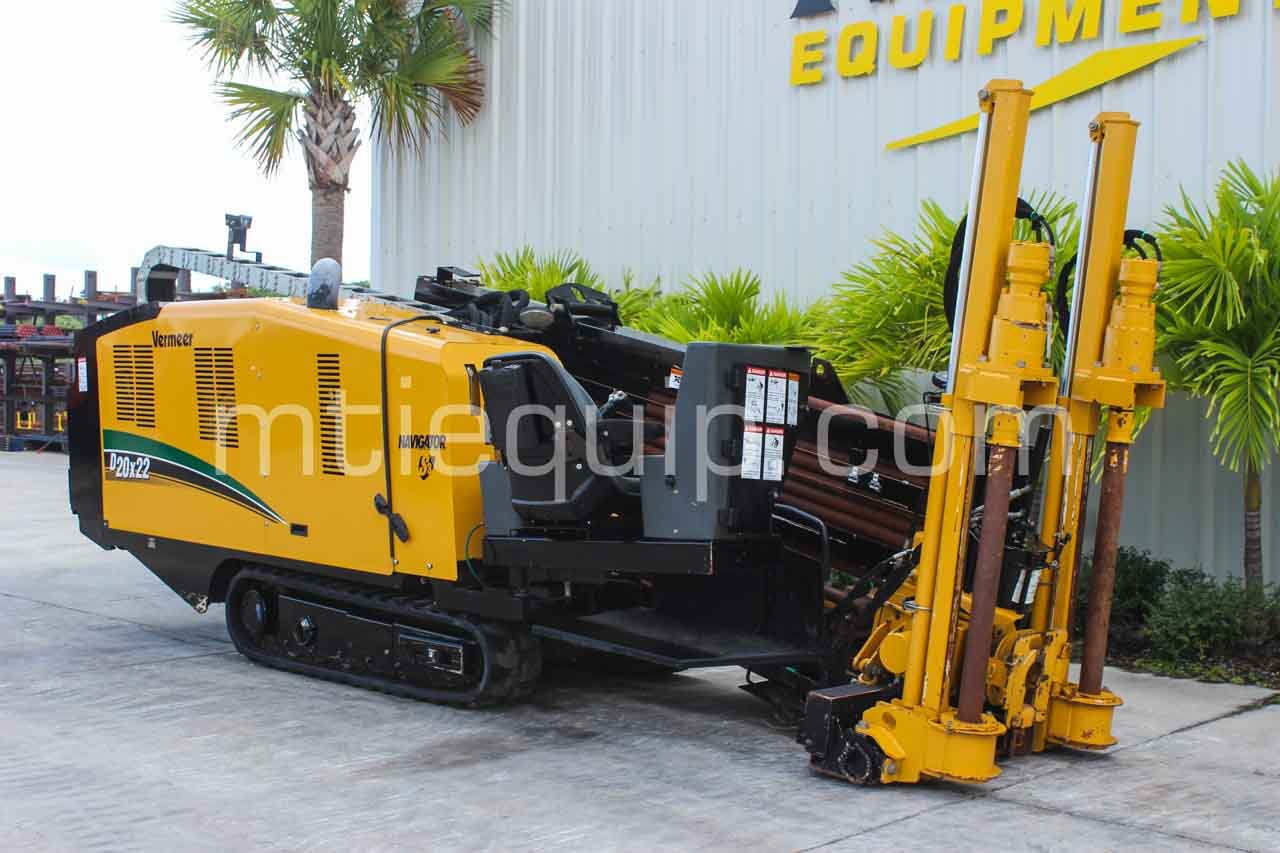 2016 Vermeer D20x22 S3 Horizontal Directional Drill