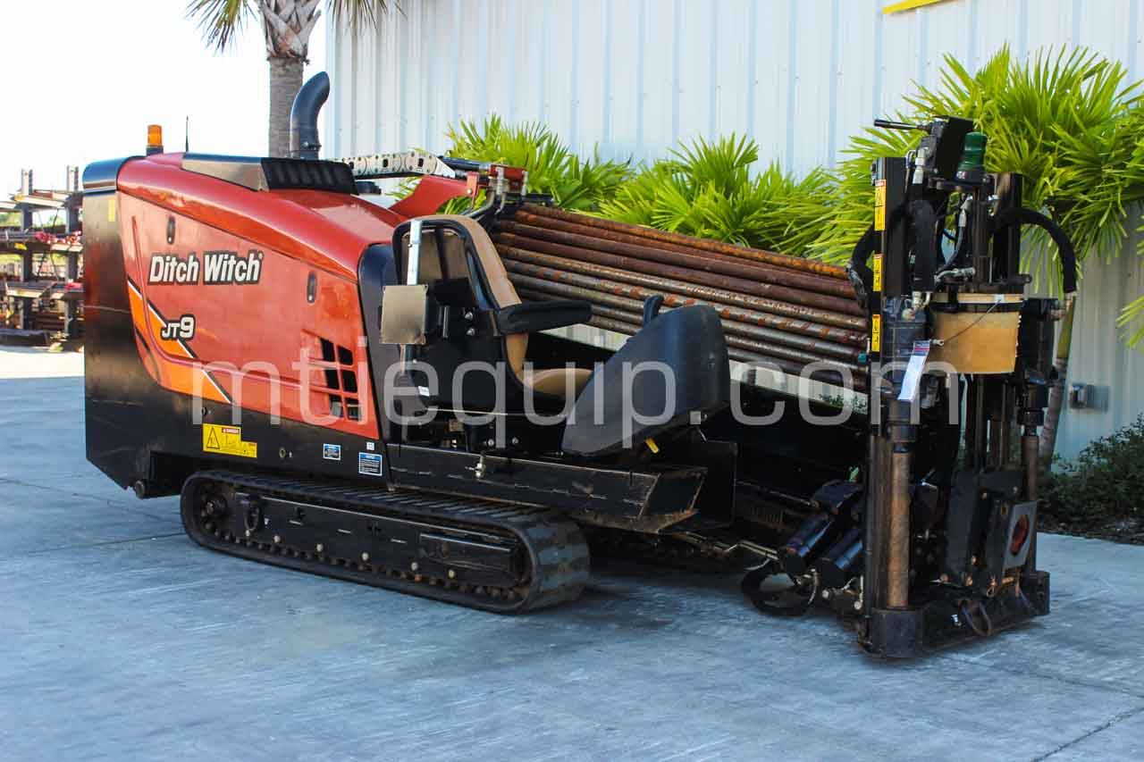 2015 Ditch Witch JT9 for sale