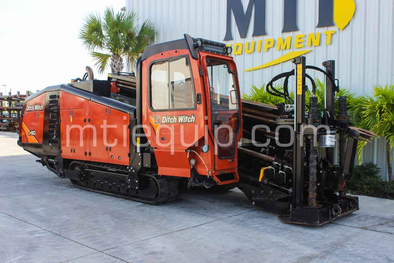 2015 Ditch Witch JT60 for sale