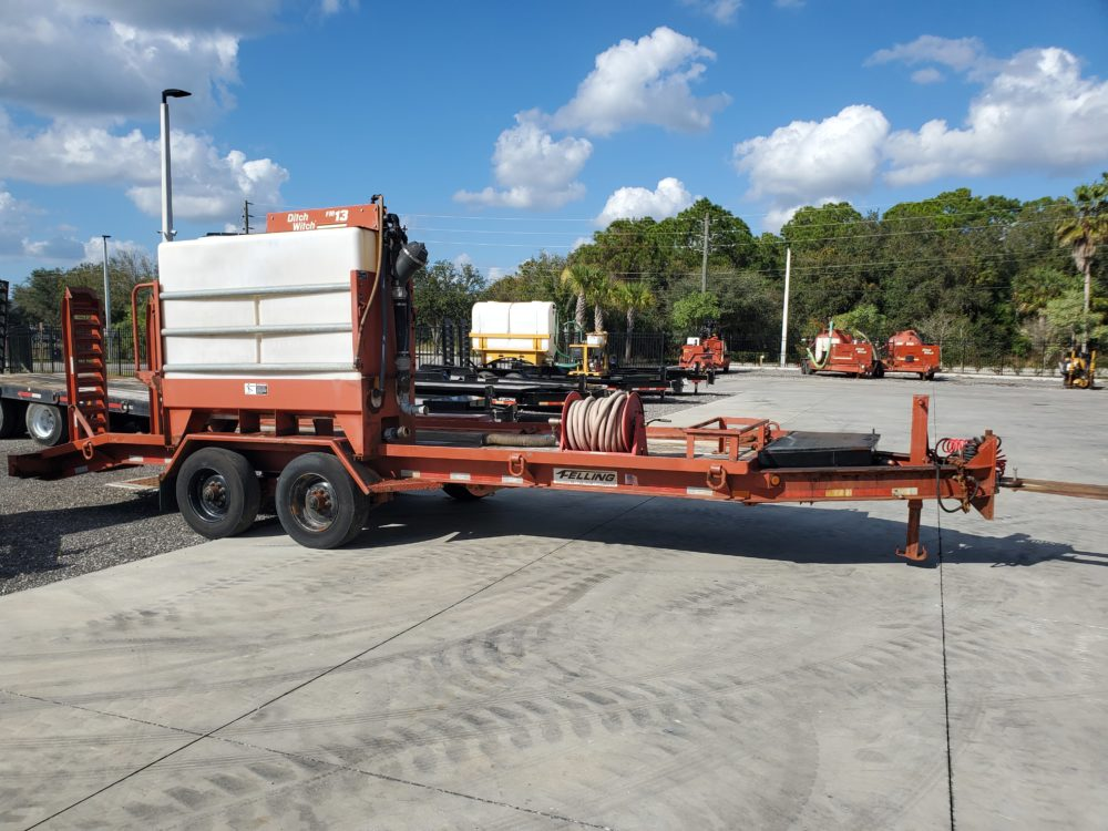 2011 Felling FT-24 Trailer