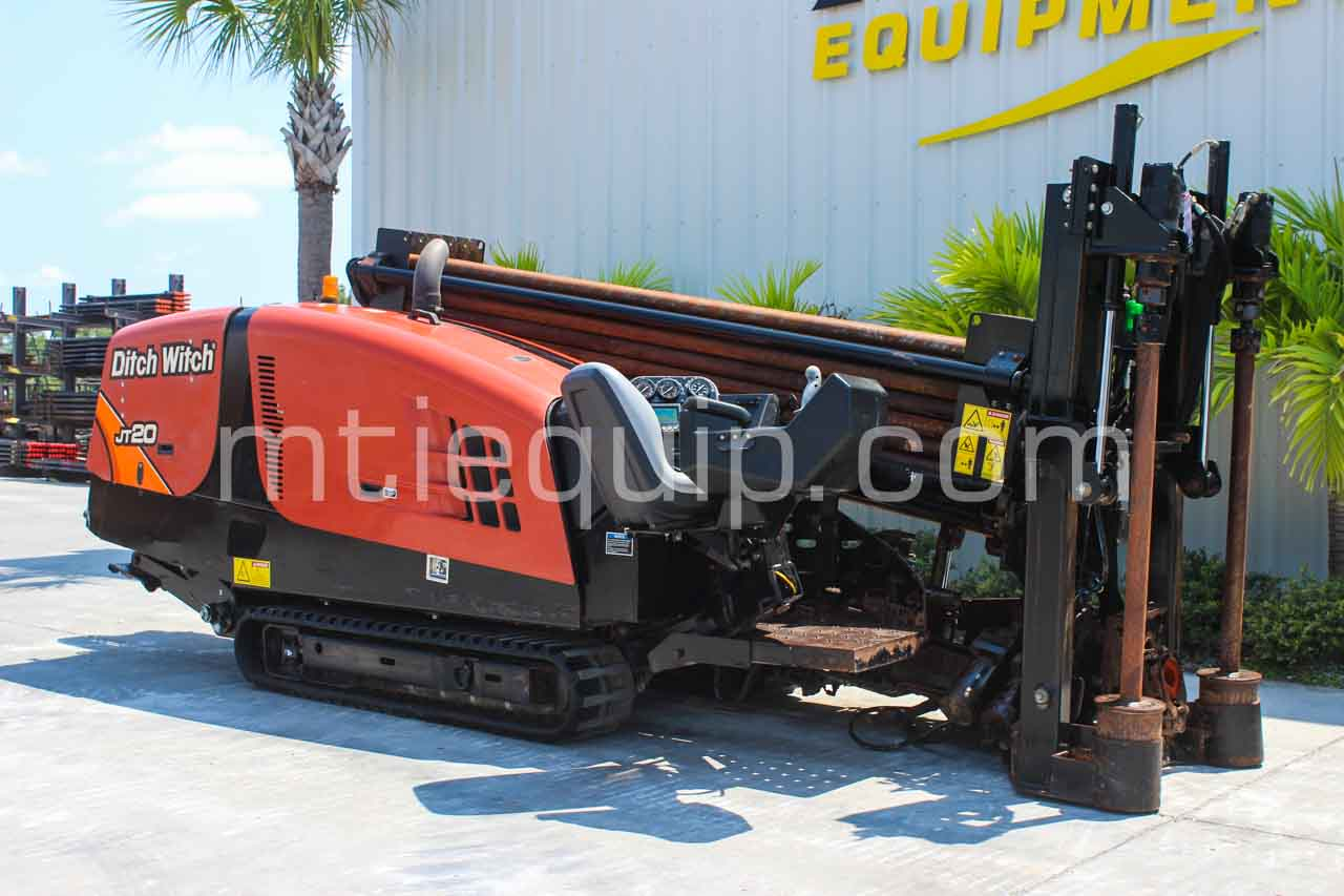 Ditch Witch JT20 Horizontal Directional Drill for sale