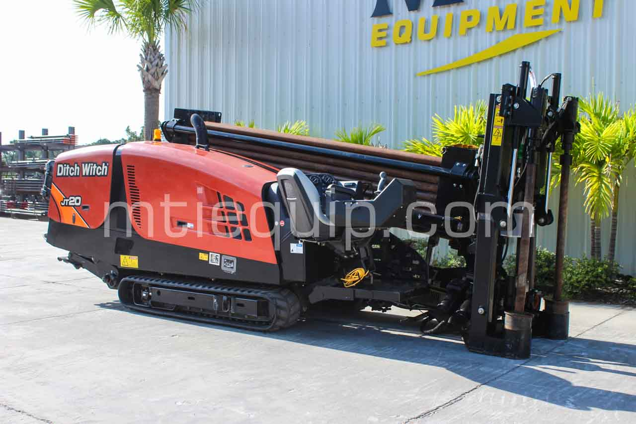 Ditch Witch JT20 for sale