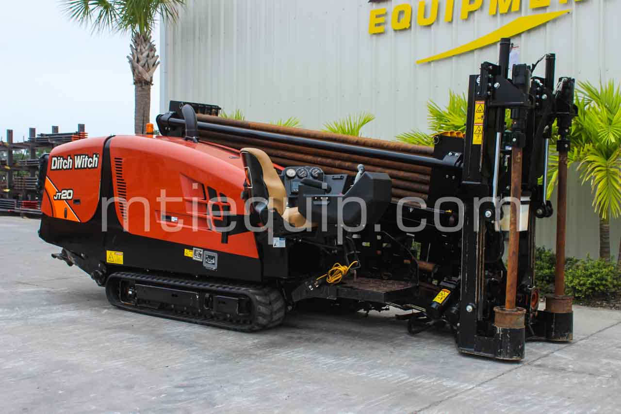 2018 Ditch Witch JT20 Horizontal Directional Drill