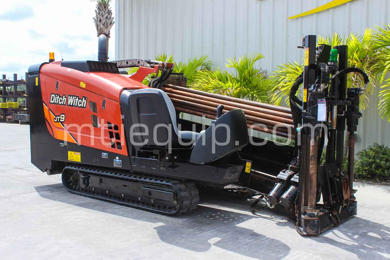 Ditch Witch JT9 for sale