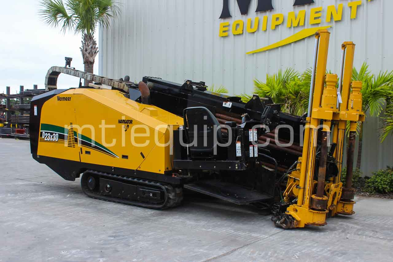 Vermeer D23x30 S3 Horizontal Directional Drill