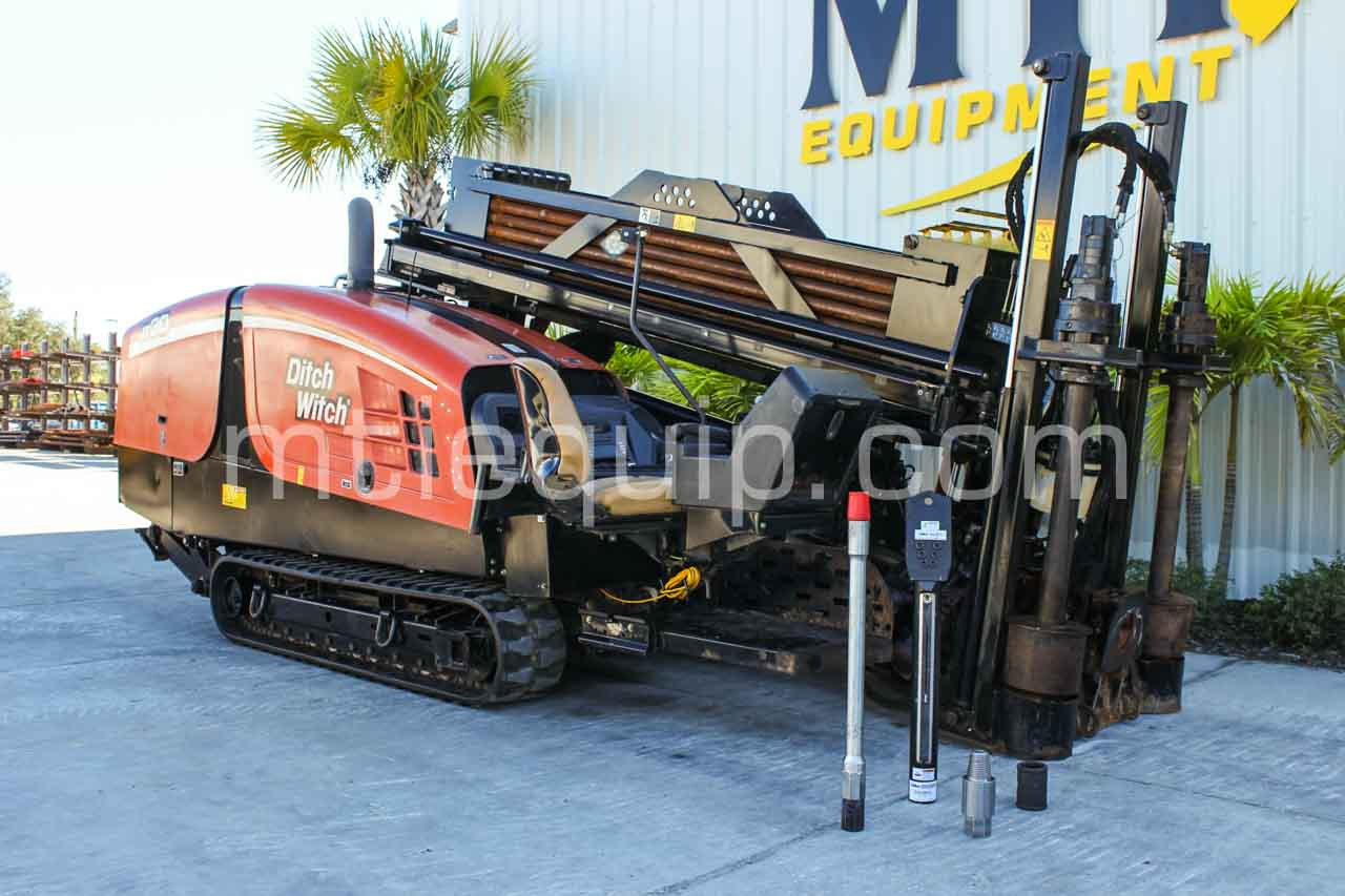 2014 Ditch Witch JT30 horizontal directional drill for sale