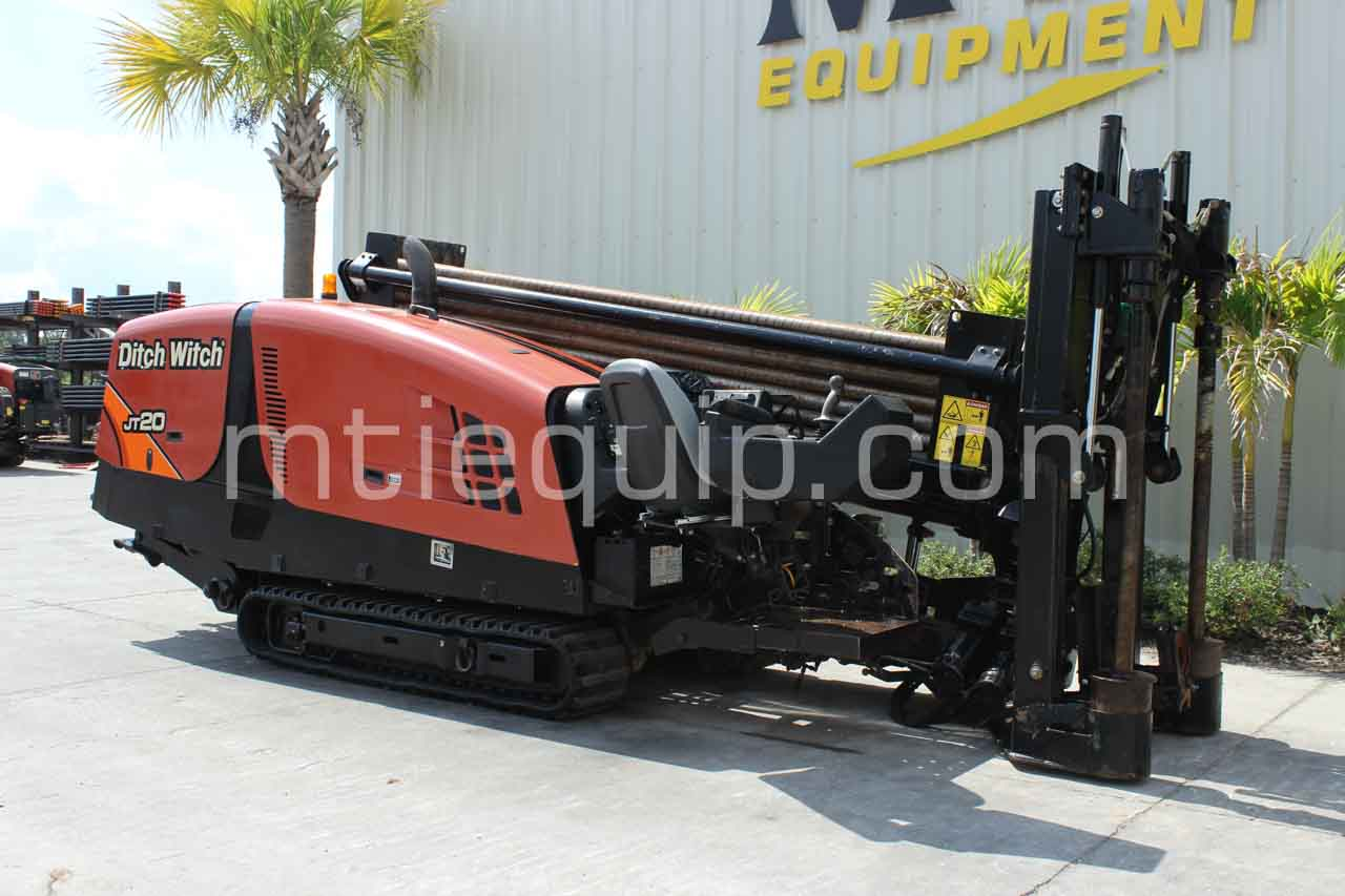 2014 Ditch Witch JT20 For Sale